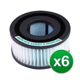 EnviroCare Replacement Vacuum Filter for Dirt Devil 84505 Vacuum Model (6pk)