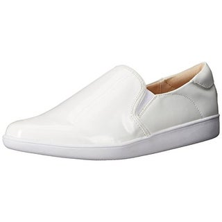 Nine West Womens Lil Devil 3 Patent Slip On Fashion Sneakers - 12 medium (b,m)