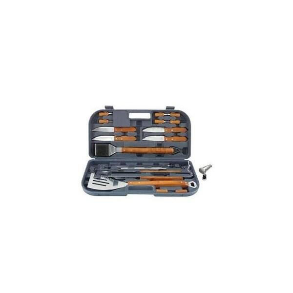 Mr bar b q 94134y 20pc tool set