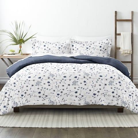 Becky Cameron Premium Forget Me Not Reversible Comforter Set
