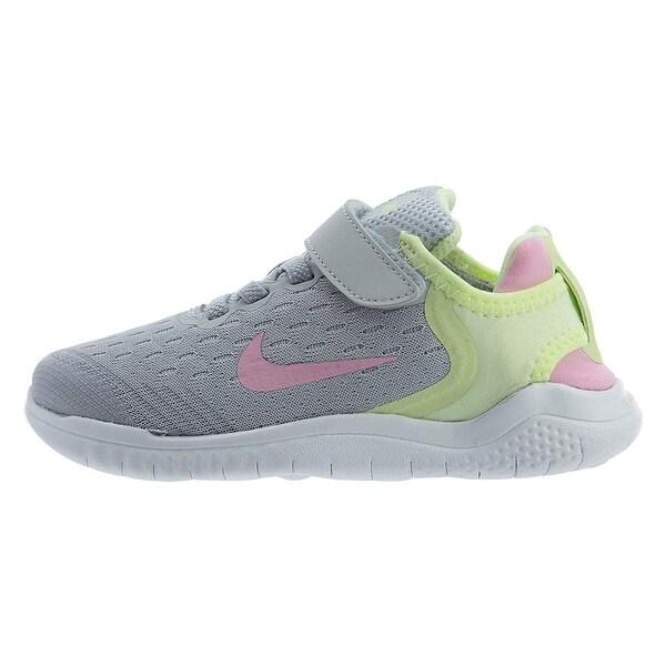 Nike Kids Girl's Free RN 2018