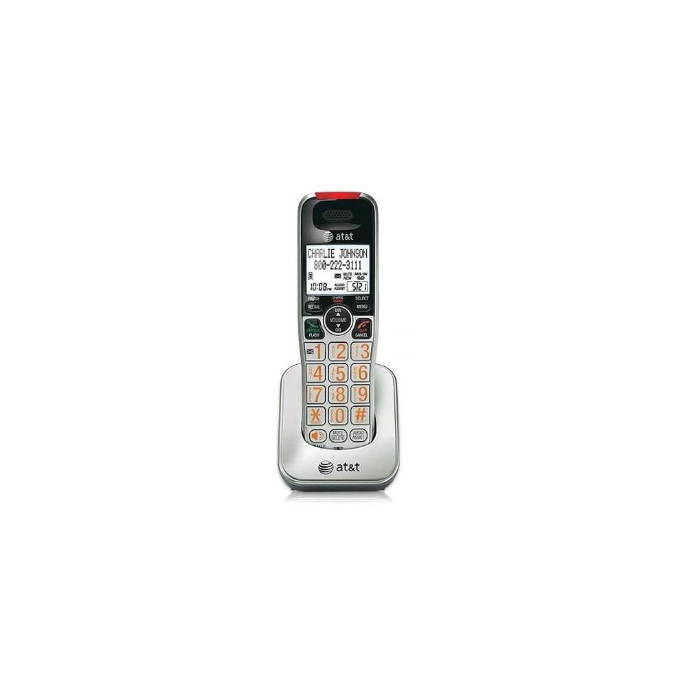 4 CRL30102 AT/&T Cordless Answering System Talking Caller ID 5 Cordless CRL32102