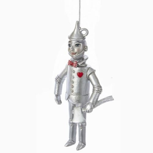 "Kurt Adler 5"" Wonderful Wizard Of Oz Tinman Ornament"
