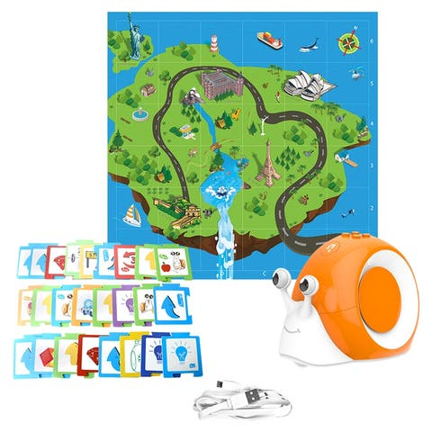 Qobo Programmable Interactive STEAM Robot for Early Learners