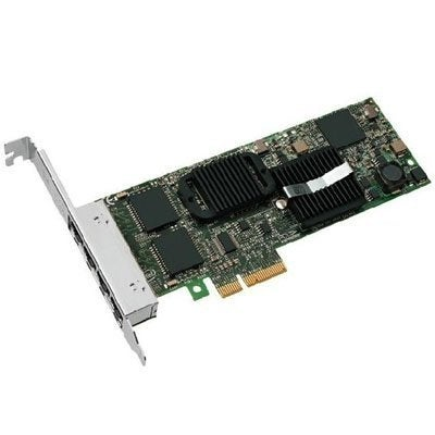 Intel E1g44et2blk Gigabit Et2 Quad Port Server Adapter With Pci Express X4 Rj45