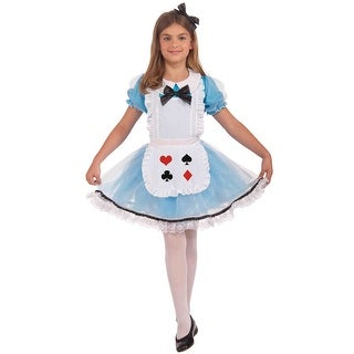 Forum Novelties Alice Child Costume (S) - Blue - Small