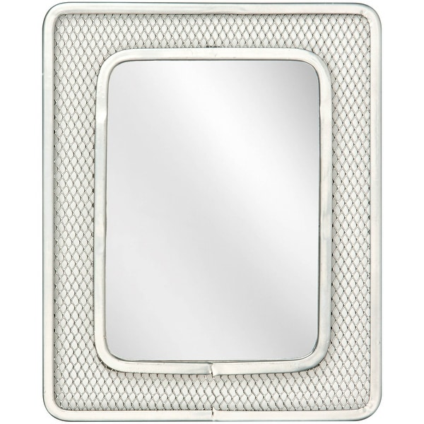 Excessory Magnetic Mirror-Silver
