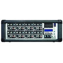 Pyle Pro 800 Watt 8-Channel Mixer with MP3