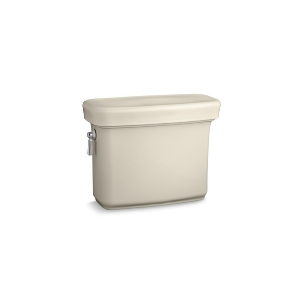 Kohler K-4383 Bancroft 1.28 GPF Toilet Tank Only with AquaPiston Technology