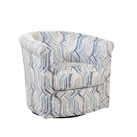 Marvel Traditional 360-degree Swivel Tub Chair