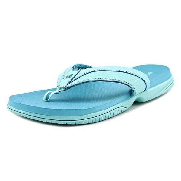 f31f5728b1b Shop New Balance Jojo Thong Open Toe Synthetic Thong Sandal - Free ...
