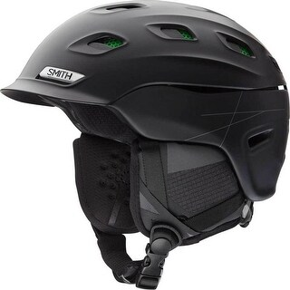 Smith Optics Vantage Helmet with MIPS (Matte Black/Medium) - Black