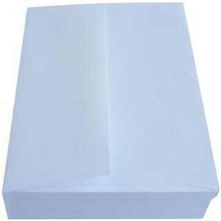 "Leader A2 Envelopes (4.375""X5.75"") 50/Pkg Peggable-White"
