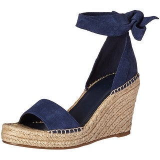 Link to Marc Fisher Womens Kaee Suede Open Toe Casual Platform Sandals Similar Items in Women's Shoes