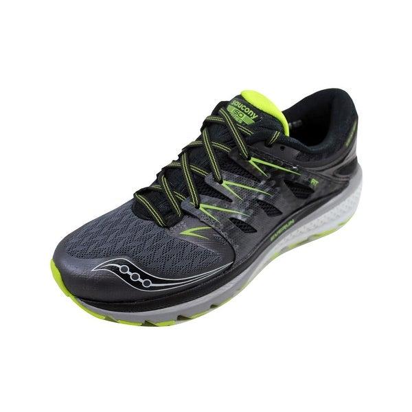 Shop Saucony Men's Zealot - Iso 2 Grey/Black-Lime S20314-5 - Zealot On Sale - - 22531442 5c4b61