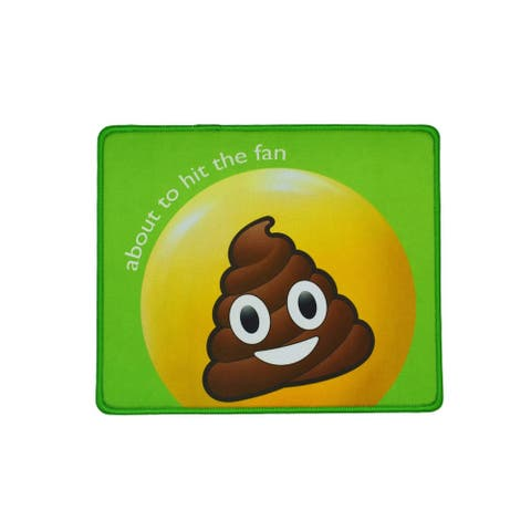 Mouse Pads- Poop