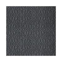 Graham and Brown 32-756 56 Square Foot - Heart & Tulip Mahogany by Marcel Wanders - Non-Pasted Non-Woven Wallpaper - N/A