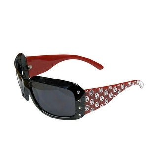 Oklahoma Sooners NCAA Women's Designer Bling Sunglasses