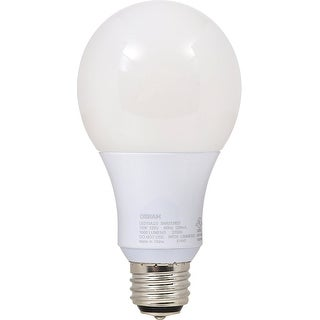 Sylvania 74021 3-Way LED Light Bulb, Soft White, 4.5/8.5/15 W