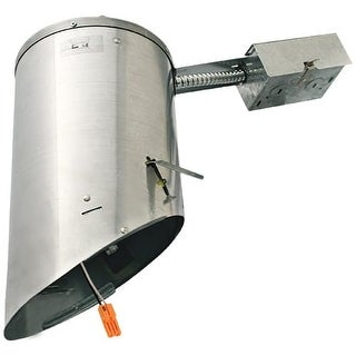 """Elco EL971RICA 6"""" Integrated LED Remodel Housing IC Airtight"""