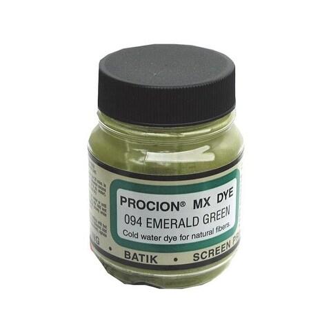Jacquard Procion MX Dye 2/3oz Emeral Green