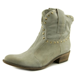 Janet & Janet 25151   Round Toe Leather  Western Boot