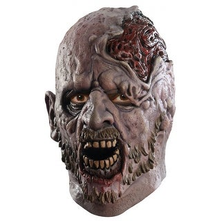 Walking Dead Screaming Corpse Mask Adult Costume Accessory