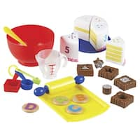 Learning Resources Bake and Learn Set