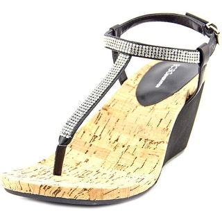 BCBGeneration Maybel Women  Open Toe Synthetic  Wedge Sandal
