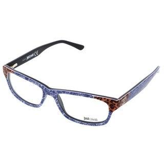 Just Cavalli JC0458/V 092 Denim Rectangle Optical Frames