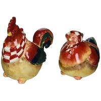 Cosmos Gifts 61732 Chicken Salt & Pepper Shaker