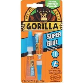 Gorilla 2X3G Gorilla Super Glue