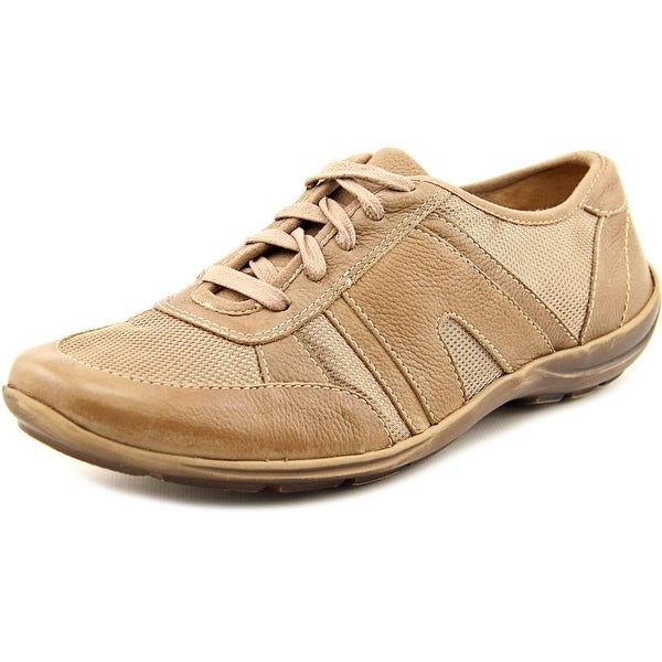 Naturalizer Faron Women W Round Toe Leather Sneakers