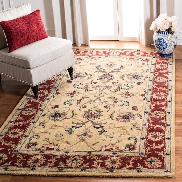 Safavieh Handmade Classic Olinda Traditional Oriental Wool