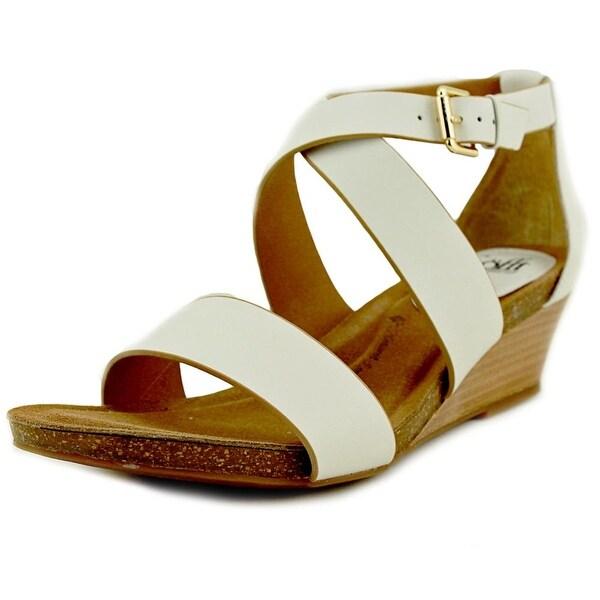 Sofft Vita Women White Sandals
