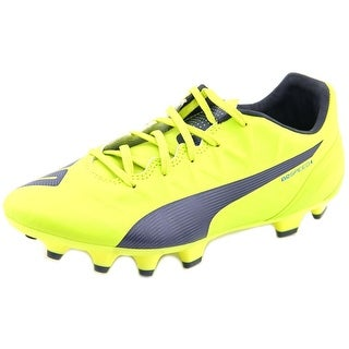Puma Evo Speed 4.4 Round Toe Synthetic Cleats