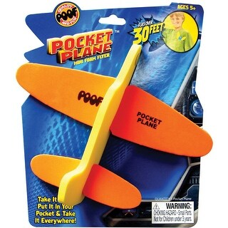 Pocket Plane Mini Foam Flyer-