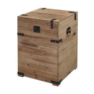 Link to Carbon Loft McAllen Trunk End Table Similar Items in Home Office Furniture