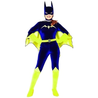 Rubie's Womens Gotham Girls Superhero Costume Halloween Party - S