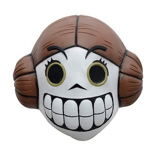 Link to Adult Calaveritas Princesa Costume Mask - Standard - One Size Similar Items in Pretend Play