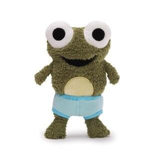 """Gund Frog in Underwear Plush Froggy 9"""""""
