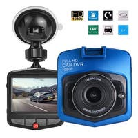 "AGPtek Car Camera Dash Cam 2.4"" Full HD 1080P GT300 Car DVR Vehicle Camera Video Recorder G-sensor"