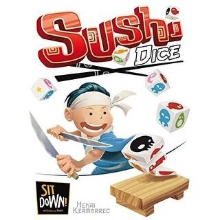 Sushi Dice Game Board Game