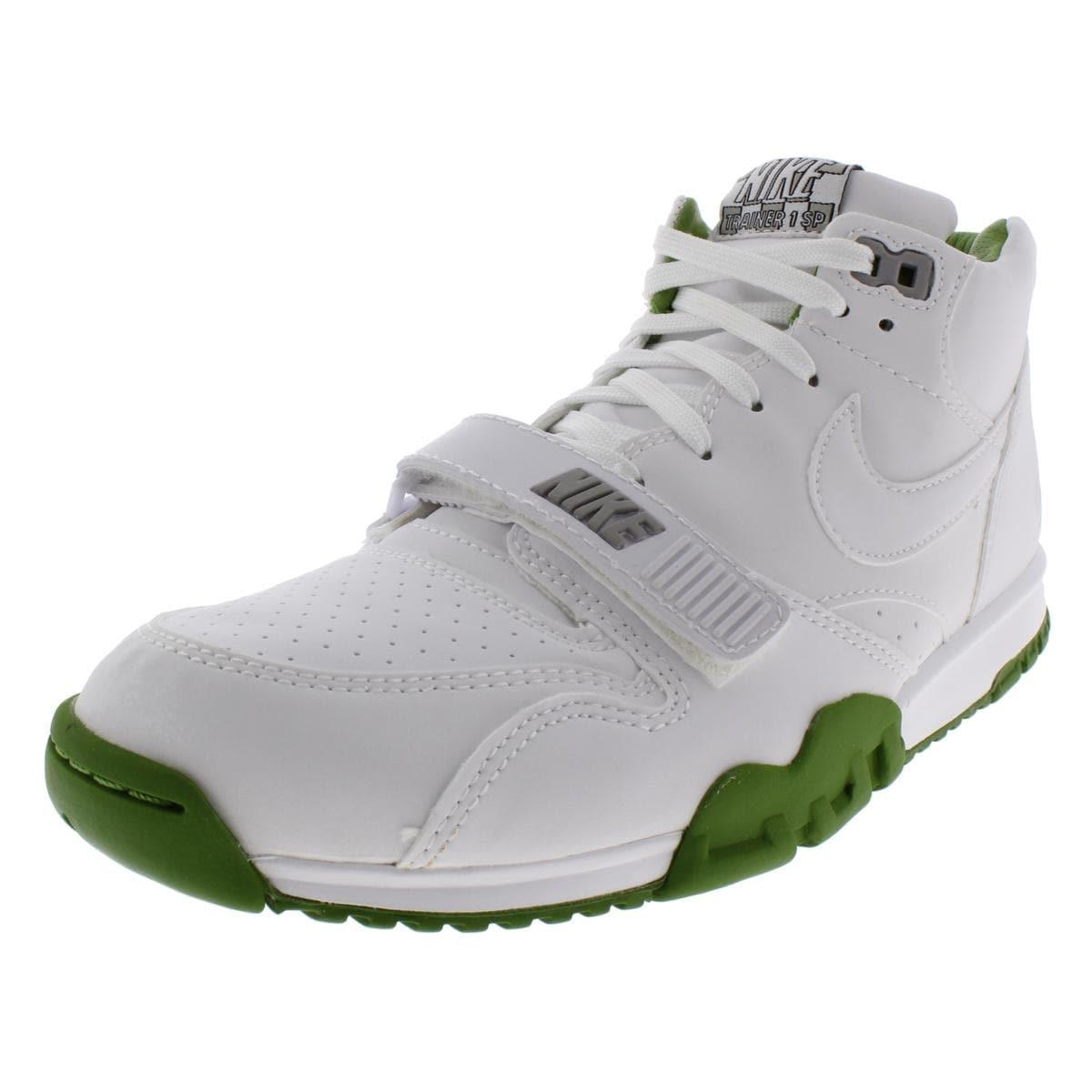 Shop Nike Mens Air Trainer 1 Mid Sp