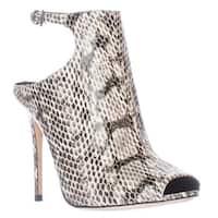 MICHAEL Michael Kors Cece Peep Toe Slingback Sandals, Natural