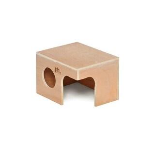 Prevue Pet Extra Large Wood Rabbit Hut - 1123