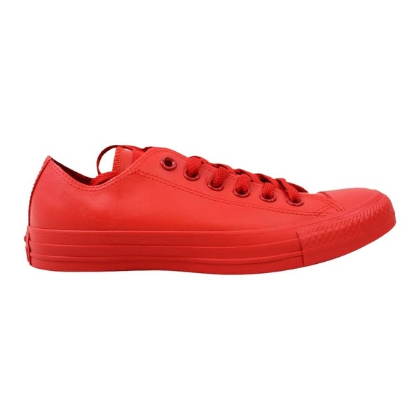 cddcbfab2064 Shop Converse Men s Chuck Taylor All Star Ox Red Red 151164C Size 5 ...