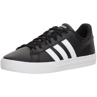 Adidas Mens daily 2.0 Low Top Lace Up Fashion Sneakers