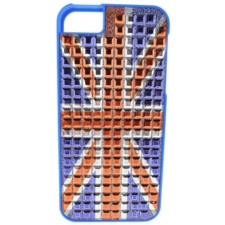 Greene + Gray Womens Cell Phone Case iPhone 5 Embellished