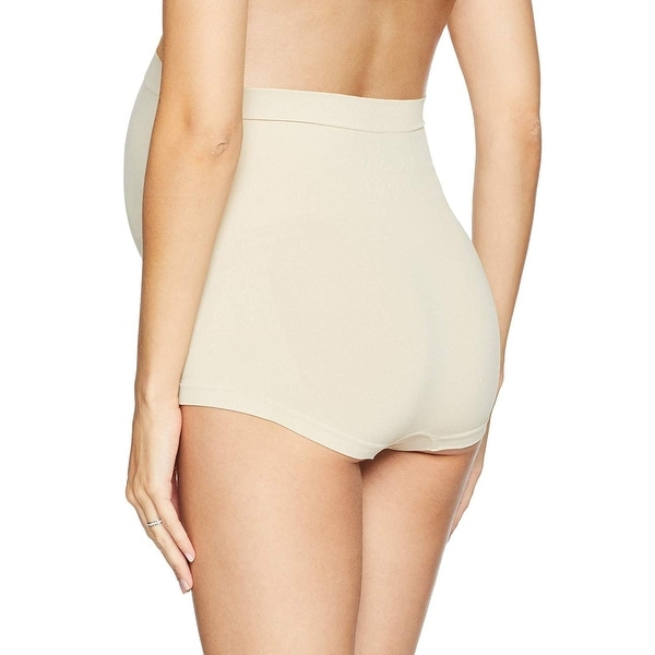 ANNETTE Womens Soft and Seamless Full Coverage Pregnancy Panty